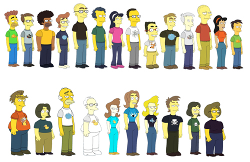 симпсоны аватар: