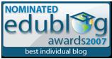 Vote dy/dan Best Individual Edublog