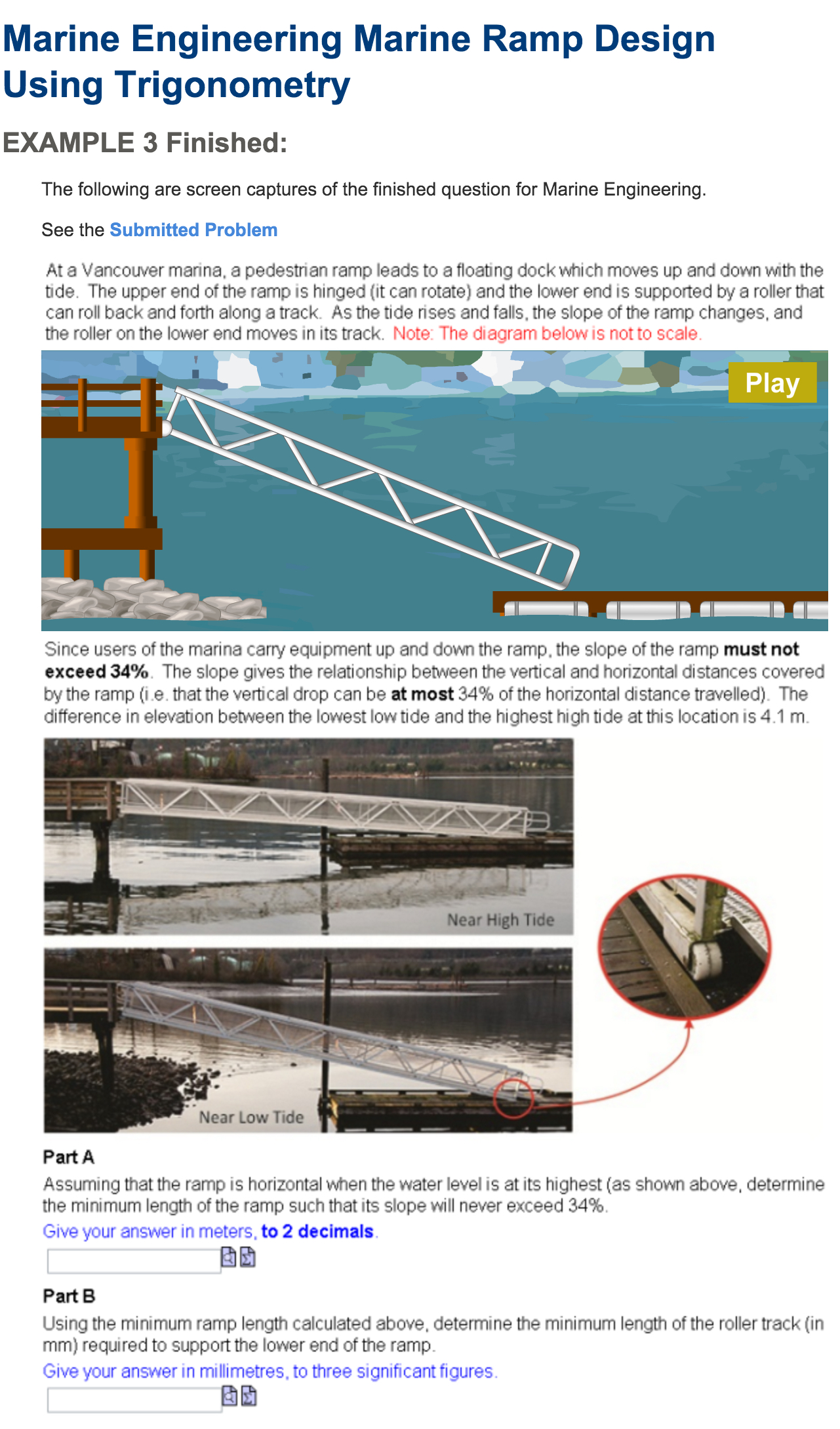 Makeover Preview] Marine Ramp – dy/dan
